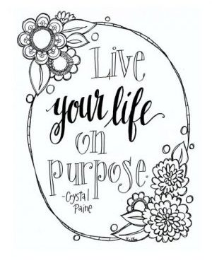 Living On Purpose ~ 30-Day Challenge